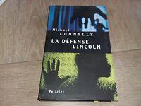 LA DÉFENSE LINCOLN / MICHAEL CONNELLY