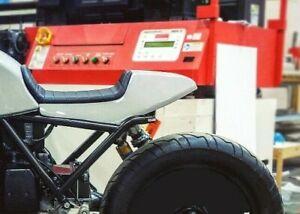 BMW K100 K1100 K75 custom Cafe Racer rear fairing, seat (without leather saddle)
