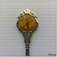 Australia Kookaburra Souvenir Spoon Teaspoon (T210)