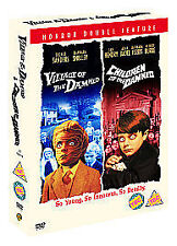 Village Of The Damned/Children Of The Damned (DVD, 2007, 2-Disc Set)