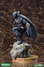Kotobukiya Marvel Comics Black Panther Fine Art Statue Sealed Box!