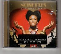 (HP359) Wild Young Hearts, Noisettes - 2009 CD