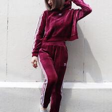 Women's Adidas Originals 'Regular Cuffed' Track Pant (DH3114)