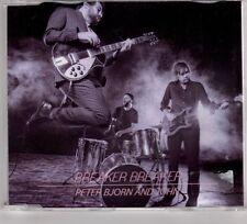 (GV202) Peter Bjorn And John, Breaker Breaker - 2011 DJ CD