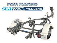 Brand New Seatrail 3.6m Rollered Boat Trailer (4.20M Overall Length)
