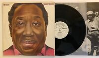 Muddy Waters - I'm Ready - 1978 White Label Promo (NM-) Ultrasonic Clean
