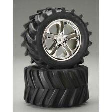 Traxxas E Maxx 5173 Tires/Wheels Assm Maxx/Revo