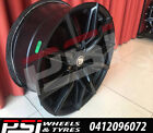 "20"" INCH HSV VF II GTS STYLE WHEELS 20X8.5 RIMS HOLDEN COMMODORE VE VF"
