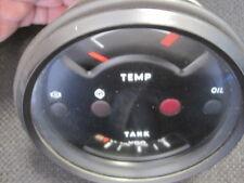 USED Porsche 914-4 Combination Oil/Temp / Fuel Level / Oil Pressure / Alt Gauge