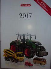 """Wiking Katalog 2017 - """"85 Jahre Wiking-Modellbau"""" - NEU"""