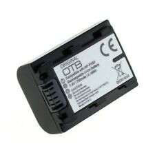 Original OTB Accu Batterij Sony HDR-CX550VE Akku Battery Bateria - 700mAh 7.4V