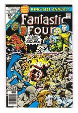 FANTASTIC FOUR KING SIZE ANNUAL 13 (VF/NM) NIGHTLIFE (FREE SHIPPING) *