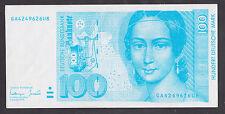 CROATIA  100 German Mark ND1990s  PROPAGANDA MONEY - TRAZITE POSAO