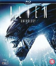 * ALIEN - ANTHOLOGY - COFFRET 4 BLU-RAY avec les 4 films