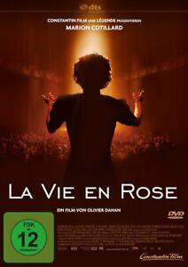 La Vie en Rose [DVD/NEU/OVP] Biopic über die französische Sängerin Edith Piaf.