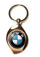 Porte-clés Zen en Métal Argenté - BMW