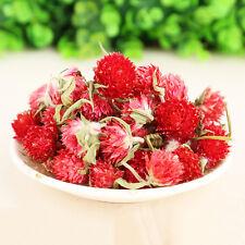 Flower organic natural Herbal tea 100g RED QIAOMEI TEA Blooming health Gomphrena