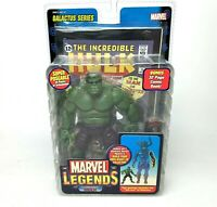Marvel Legends GREEN HULK 1st Appearance GALACTUS Series New ToyBiz Sealed 2005
