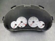 2003 Peugeot 206 1.4 1.6 Petrol Speedo Instrument Cluster Dials 9651741380