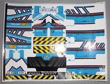 LEGO Technic 42070 Allrad Abschleppwagen - AUFKLEBER / STICKER 6x6 Tow Truck LKW