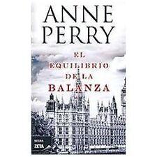 El equilibrio de la balanza (Negra Zeta) (Spanish Edition)