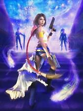 FINAL Fantasy X-2 Yuna-A3 stratificato POSTER - 10 2-RIKKU Paine