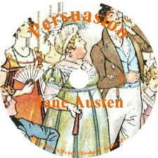 Persuasion, Jane Austen Audiobook English Unabridged Fiction on 7 Audio CDs