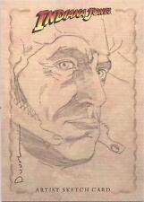 "Indiana Jones Heritage - Jan Duursema ""Mola Ram"" Sketch Card"