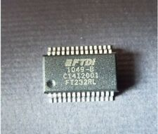 100 PCS FT232RL FT232 SSOP-28 Chip-ID Security Dongle IC
