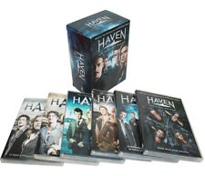 Haven:The Complete Series Seasons 1-6 (DVD,2016,24-Disc Set) NEW 1 2 3 4 5 6