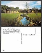 Old Illinois Postcard - Bensenville - Plentywood Farm Restaurant