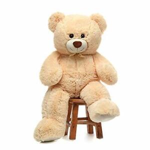 CYBIL HOME Giant Teddy Bear Soft Plush Bear Stuffed Animal for Girlfriend Kid...