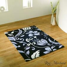 Rugs with Flair Floral Polyester Rugs