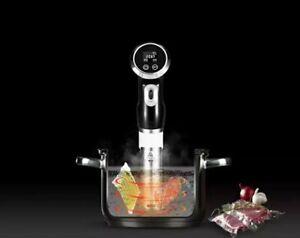 BioloMix Vacuum Sous Vide fornello per alimenti 1500W potente circolatore ad...