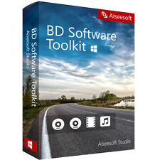 Aiseesoft BD Software Toolkit Paket WIN lifetime Download nur 59,00 statt 99,00!