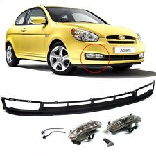 OEM Genuine Parts Fog Light Lamp Assembly for HYUNDAI 2006 - 2010 Accent Verna
