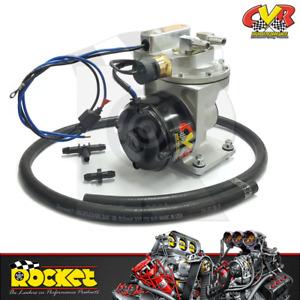 CVR Cast Electric Brake Vacuum Pump - CVRVP555
