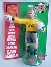 DAVID SEAMAN ARSENAL SUPER SOCCER HEROES FIGURE 1996 VIVID IMAGINATIONS