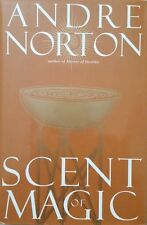 ANDRE NORTON SCENT OF MAGIC HARDCOVER OCT 1998 FIRST EDITION NF/FINE RARE OOP