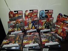 Marvel Legends NEW - TERRAX BAF Set/Lot of 7 VARIANTS Ghost Rider Iron Man