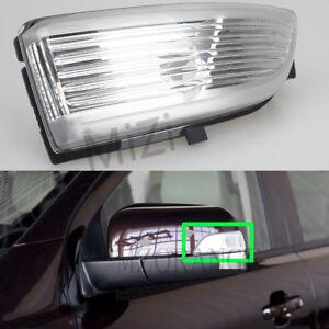 Left Side Rearview Door Mirror Turn Signal Light Lamp For Ford Everest Ranger T6