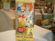 Motion-Ettes Party Clown:::Plays Happy Birthday Music