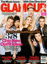 Glamour 8/13,One Direction,Cover 1 of 2,August 2013,NEW