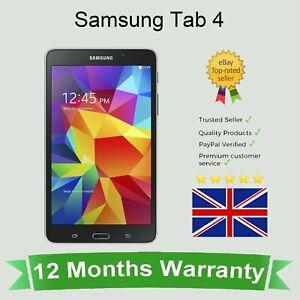 Samsung Galaxy Tab 4 7.0 SM-T230 7.0'' Wi-Fi Google Android Tablet 8GB Black