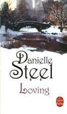 Livre Poche loving Danielle Steel book