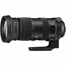 SIGMA 60-600mm F4.5 SPORT DG OS HSM ZOOM LENS f/ CANON NEW in FACTORY BOX & CASE