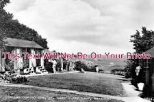 DE 486 - Looking Out To Sea, St Marys Bay Camp, Brixham, Devon - 6x4 Photo