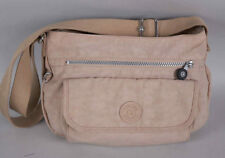 Kipling Syro Shoulder Crossbody Bag Purse Beige HB3819
