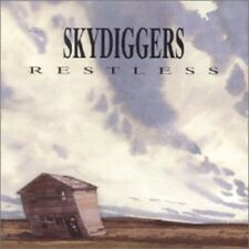 Skydiggers - Restless [New CD] Canada - Import