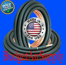 "1-1/8 x 3/8 (1/2"" INSULATED) Copper Line set x 25ft -LINESET MADE IN THE USA"